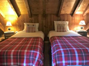 La Clé des Bois, Bed and breakfasts  Le Bourg-d'Oisans - big - 3