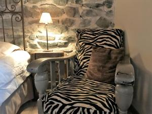 La Clé des Bois, Bed and breakfasts  Le Bourg-d'Oisans - big - 33
