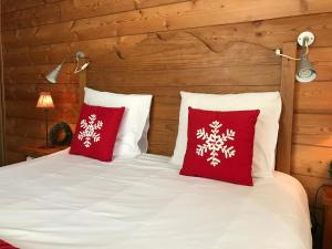 La Clé des Bois, Bed and breakfasts  Le Bourg-d'Oisans - big - 30