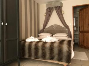 La Clé des Bois, Bed and breakfasts  Le Bourg-d'Oisans - big - 26
