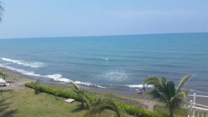 Hotel y Balneario Playa San Pablo, Отели  Monte Gordo - big - 98
