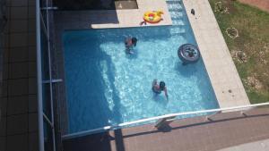 Hotel y Balneario Playa San Pablo, Отели  Monte Gordo - big - 95