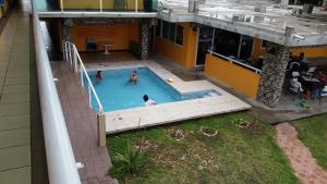 Hotel y Balneario Playa San Pablo, Отели  Monte Gordo - big - 89