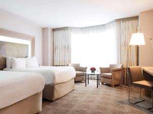 Superior Double Room with Two Double Beds (3 Adults)