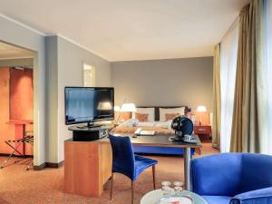 Mercure Hotel & Residenz Berlin Checkpoint Charlie, Hotels  Berlin - big - 21