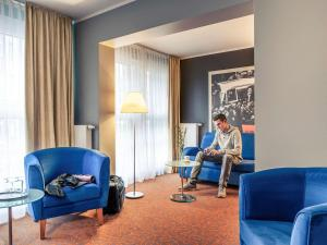 Mercure Hotel & Residenz Berlin Checkpoint Charlie, Hotel  Berlino - big - 20