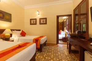 HanumanAlaya Colonial House, Hotels  Siem Reap - big - 23
