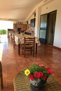 Villa Bisaccia, Villen  Partinico - big - 5
