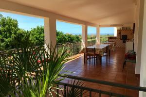 Villa Bisaccia, Villen  Partinico - big - 12
