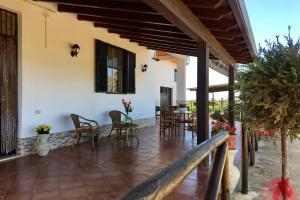Villa Bisaccia, Villen  Partinico - big - 14