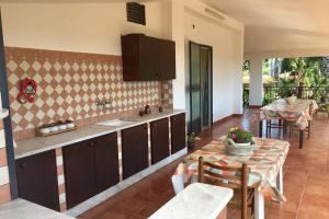 Villa Bisaccia, Villen  Partinico - big - 18