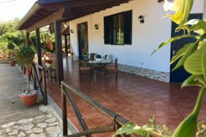Villa Bisaccia, Villen  Partinico - big - 34