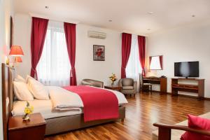 4 hviezdičkový hotel Greguar Hotel Kyjev Ukrajina