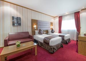 Al Farej Hotel, Hotely  Dubaj - big - 18