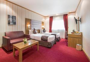 Al Farej Hotel, Hotely  Dubaj - big - 6