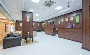 Al Farej Hotel, Hotely  Dubaj - big - 20
