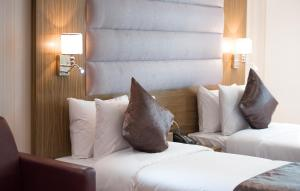 Al Farej Hotel, Hotely  Dubaj - big - 24