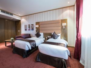 Al Farej Hotel, Hotely  Dubaj - big - 9