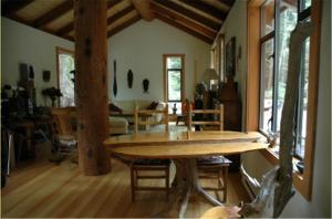 Clayoquot Cedar House, Dovolenkové domy  Tofino - big - 4