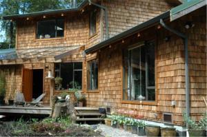 Clayoquot Cedar House, Dovolenkové domy  Tofino - big - 5