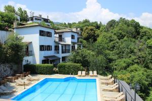 Hotel Aglaida Apartments, Aparthotels  Tsagarada - big - 34