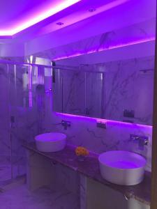 Vergos Hotel, Апарт-отели  Вурвуру - big - 18