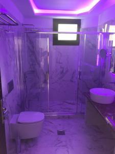 Vergos Hotel, Апарт-отели  Вурвуру - big - 15