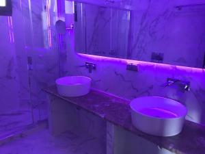 Vergos Hotel, Апарт-отели  Вурвуру - big - 14
