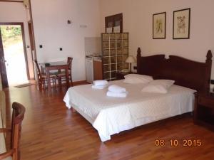 Hotel Aglaida Apartments, Aparthotels  Tsagarada - big - 10