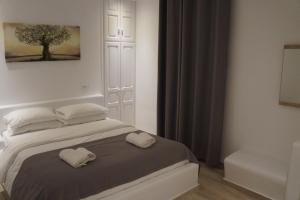 Acrogiali Hotel, Hotels  Platis Yialos Mykonos - big - 11