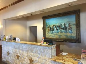 Fredericksburg Hill Country Hotel, Отели  Fredericksburg - big - 9