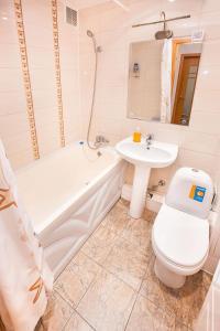 Apartments at Lva Yashina 10, Apartmanok  Toljattyi - big - 3