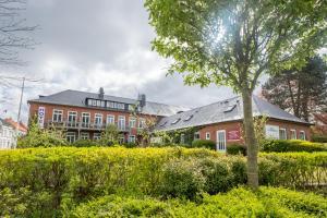 Biohotel Miramar, Hotel  Tönning - big - 33