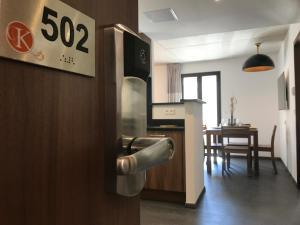 Residence Kalliste, Apartmanhotelek  Ajaccio - big - 7