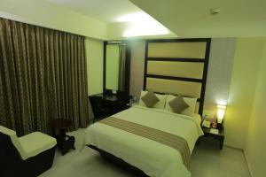 Pattom Royal Hotel, Отели  Тривандрум - big - 6