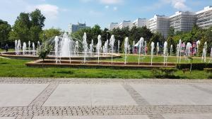 Apartment Jardin, Апартаменты  Бухарест - big - 17