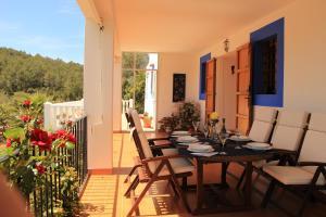 Casa Vilda, Vily  Sant Mateu d'Albarca - big - 30