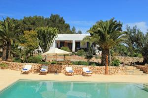 Casa Vilda, Vily  Sant Mateu d'Albarca - big - 36