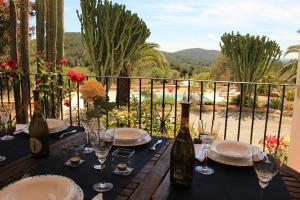 Casa Vilda, Vily  Sant Mateu d'Albarca - big - 42