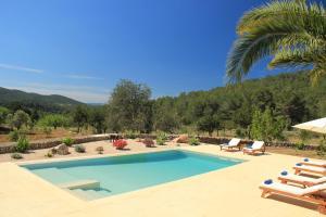 Casa Vilda, Vily  Sant Mateu d'Albarca - big - 19