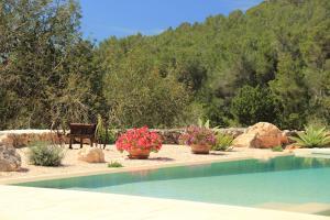 Casa Vilda, Vily  Sant Mateu d'Albarca - big - 6