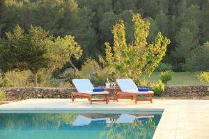 Casa Vilda, Vily  Sant Mateu d'Albarca - big - 3