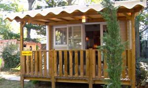 Les Jardins de Tivoli, Campingplätze  Le Grau-du-Roi - big - 8