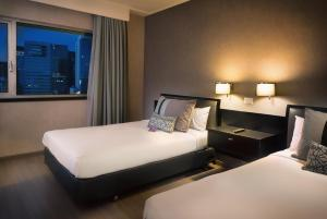 Superior Room with 2 Double Beds and Panoramic View