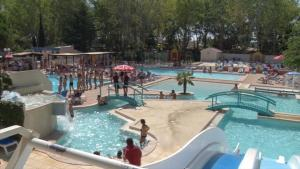 Les Jardins de Tivoli, Campingplätze  Le Grau-du-Roi - big - 36