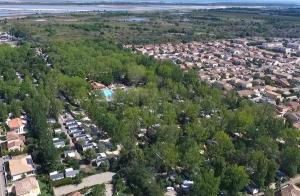 Les Jardins de Tivoli, Campingplätze  Le Grau-du-Roi - big - 38