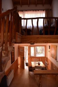 Cabaña Central Superior -  5 pers.