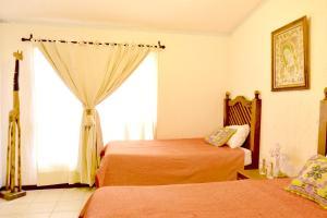 Casa Tequisquiapan, Ferienhöfe  Tequisquiapan - big - 16