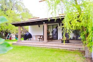 Casa Tequisquiapan, Venkovské domy  Tequisquiapan - big - 26