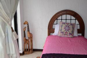 Casa Tequisquiapan, Загородные дома  Текискиапан - big - 20